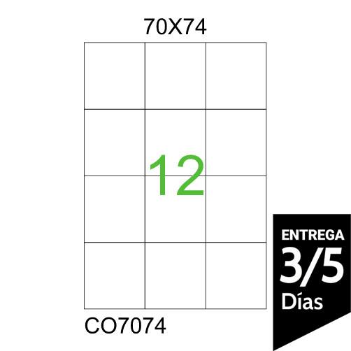 HOJA A4 70X74