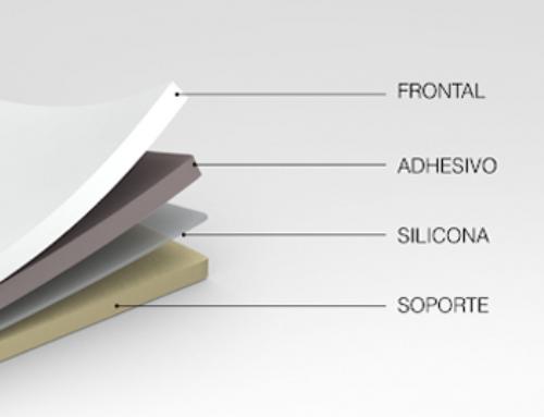 Tipos de adhesivo en etiquetas adhesivas