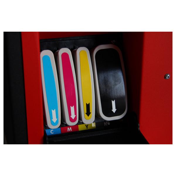 Impresora etiquetas color Godex C690LJ - Etiqueting