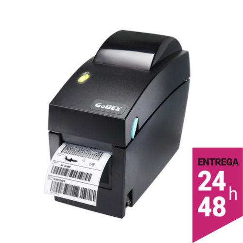 Impresora portátil Godex DT2x - etiqueting