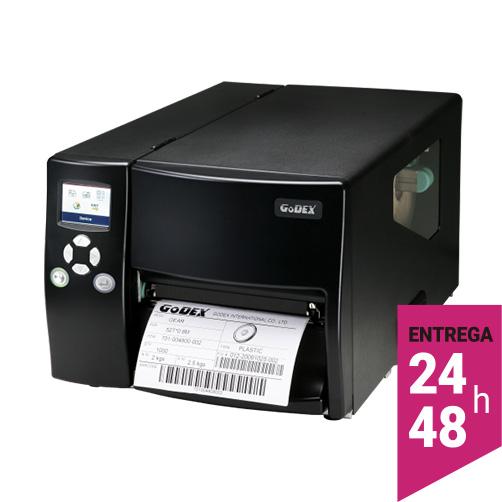 Impresora Industrial Godex EZ6250i - etiqueting