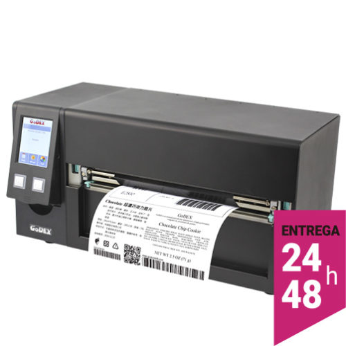 Impresora Industrial Godex HD830i - etiqueting