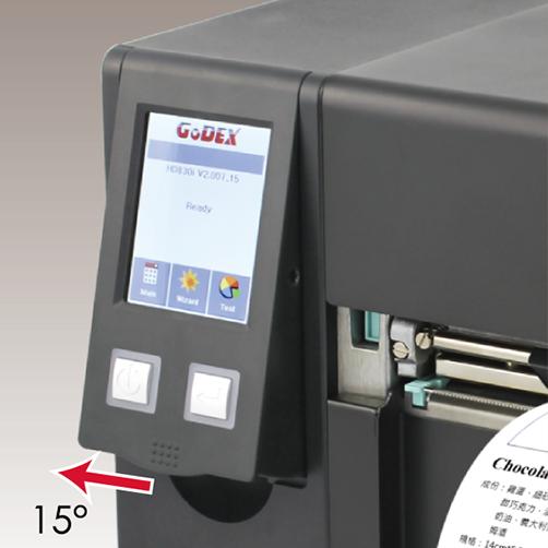 Impresora Industrial Godex HD830i - etiqueting