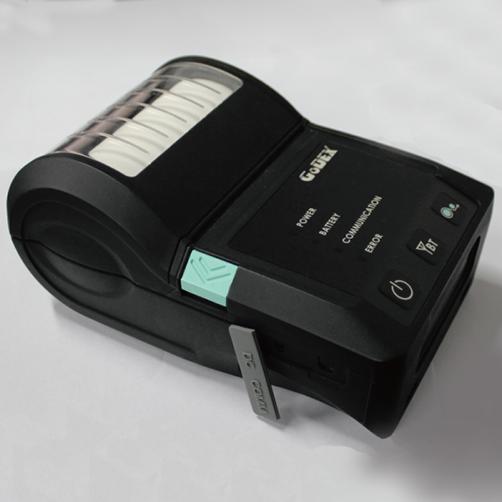 Impresora portátil Godex MX30 - etiqueting