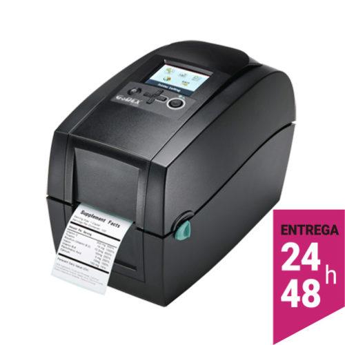 Impresora sobremesa Godex RT200i - etiqueting
