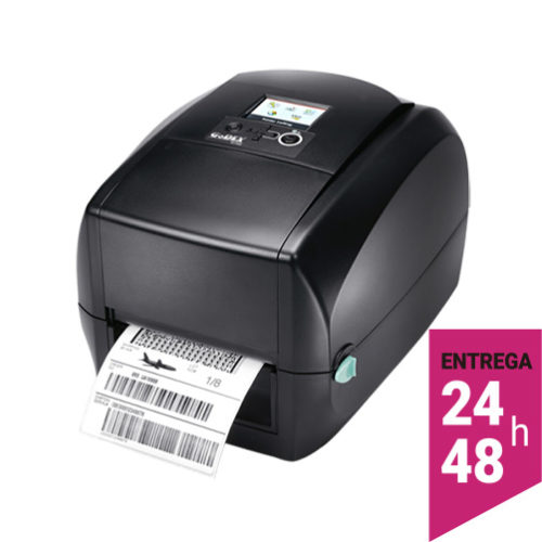 Impresora Sobremesa Godex RT700iW WIFI - etiqueting