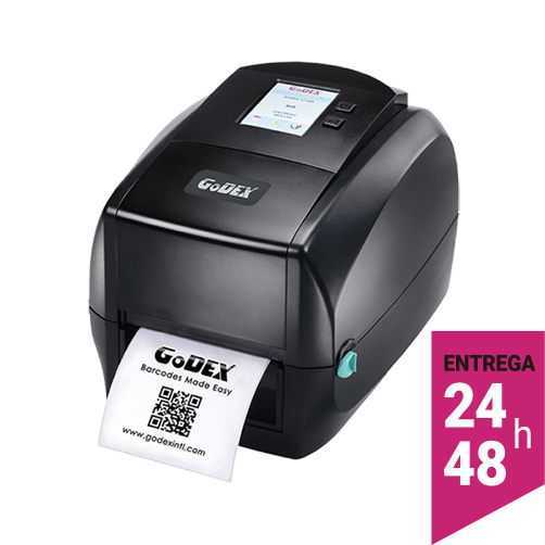 Impresora Sobremesa Godex RT863i - etiqueting