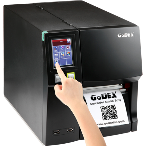 Impresora Industrial Godex ZX1200i - etiqueting