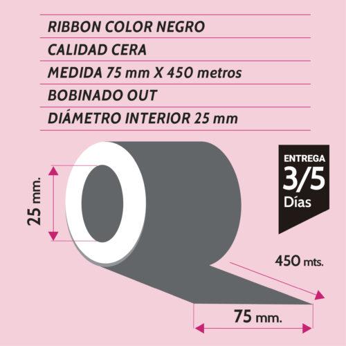 CERA-NEGRO-75X450